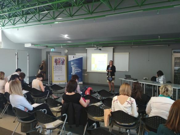Spotkanie z przedsiębiorcami nt wsparcia w ramach RPO WSL 2014-2020